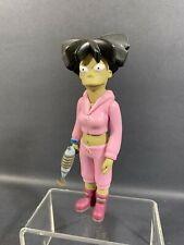 TOYNAMI FUTURAMA AMY WONG FIGURE COMPLETE SIMPSONS