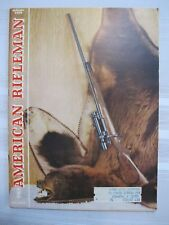 The American Rifleman Magazine January 1958 Colt & Ruger Ads