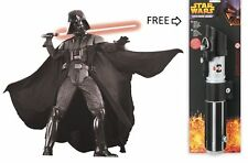 STAR WARS DARTH VADER SUPREME COLLECTOR THEATER Rubie's Adult Halloween Costume