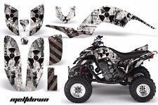 AMR Racing Yamaha Raptor660 Graphic Kit Wrap Quad Decals ATV 2001-2005 MLTDWN KW