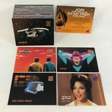 STAR TREK 30 YEARS: PHASE 3 THREE Skybox 1996 Complete Card Set (201-300)