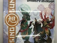 Rising Sun: Dynasty Invasion Expansion - Board Game New CMON OOP