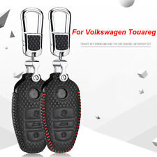 Smart Key Keyless Remote Entry Fob Case Cover / Key Chain For Volkswagen Touareg