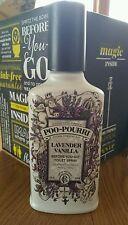 Poo Pourri 8 oz LAVENDER VANILLA Toilet Bathroom Spray Odor Neutralizer