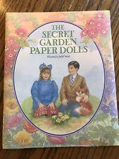 The Secret Garden paper dolls by Judith Sutton