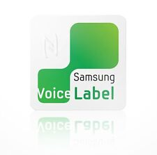 Samsung Voice Label NFC Tag for Samsung Galaxy Core Advance (SHW-M570,GT-I8580)