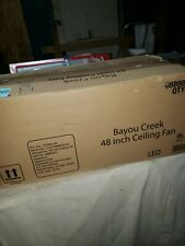 Litex Bayou Creek 48 Inch Ceiling Fan