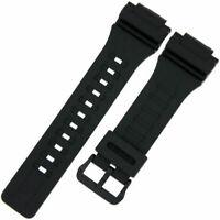 NEW Casio Original Watch Strap 10410723 for AEQ-110, AQ-S81, W-735H 18mm LUG