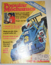 Popular Mechanics Magazine Master Woodcarver January 1977 110714R1
