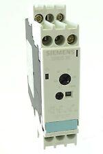 SIEMENS SIRIUS 3R 3RP1540-1BN30 Zeitrelais Time Relay 200-240VAC/DC 0,05s-100s