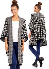 Damenjacken & -mäntel aus Wolle mit Kapuze Größe 42