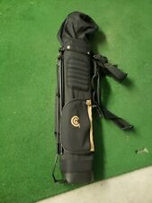 New listing Cleveland Youth Golf Bag With Rain Cover Dual Strap