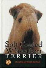 Soft Coated Wheaten Terrier by Marjorie Shoemaker (1997, Hardcover) new