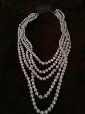 pearl necklace stunning / elegant :  MOOD BY JOHN RICHARD