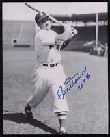 Bob Doerr Signed 8x10 Photo Autographed Baseball Red Sox Photograph Hall of Fame