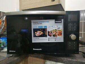 Panasonic NN-DF386BBPQ 3-in-1 Combination Microwave Oven, 1000 W, 23 Litre, NW