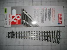 PIKO 55221 - A-Gleis HO 2,5mm - Weiche 15° rechts - Länge 239mm