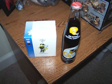 GT - 1990 NATIONAL FOOTBALL CHAMPIONS- COCA-COLA BOTTLE  &  FOREVER - BUZZ -MIB