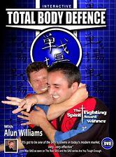 Total Body Defence Ju Jitsu Self Defence DVD award winning