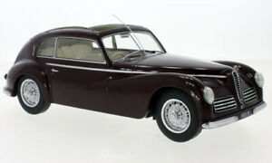 Alfa Romeo 6C 2500 Sport Freccia d Oro Cabrio Coupe RHD 1949   1:18 CMF  *NEW*