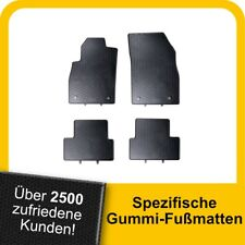 opel hinten gummi fu matten f rs auto g nstig kaufen ebay. Black Bedroom Furniture Sets. Home Design Ideas