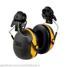 3M Peltor X2P3E Series Ear Defender Helmet Attachment Version Brand New Boxed