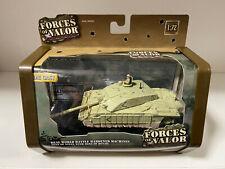Forces of Valor Die Cast 1:72 U.K. Challenger II Basra 2003 New