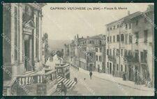 Verona Caprino Veronese cartolina QK7481