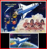 MALI 1996 ASTRONOMY & SPACE SHUTTLE S/S + M/S SC#795 MNH HALLEY'S COMET, PLANETS