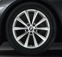 4 Orig BMW Sommerräder Styling 642 245/45 R18 100Y 5er G30 G31 69dB Neu BMW-231