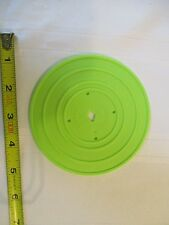 Fisher Price Record Player New Style 4 green Childrens Marching Camptown Races
