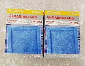 MarineLand Penguin Power Filter Rite Size Cartridge Size B 10 Filters