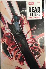 Dead Letters #6 Nm- 1st Print Boom! Studios Comics