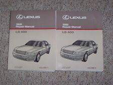 1995 Lexus LS400 LS 400 Factory Workshop Shop Service Repair Manual Set 4.0L
