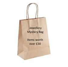 * Reino Unido * misterio Joyas Pulsera Brazalete Collar Pendiente Broche de regalo tobillera