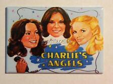 """Vintage Charlie's Angels TV show Lunchbox 2"""" x 3"""" Fridge MAGNET"""