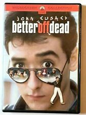 Better Off Dead Dvd John Cusack Diane Franklin 80'S Comedy Classic!
