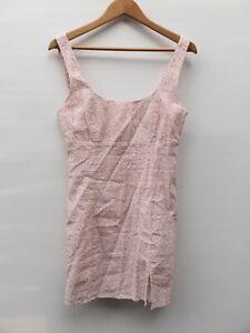 Glassons Linen Mini Dress Size 10