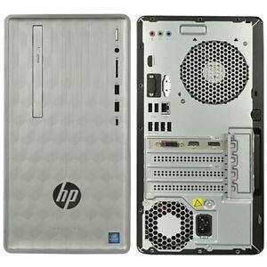 HP Pavilion 590-p0207a AMD Ryzen 7 2700/16GB/128GB /2TB/ GT 1030 2G WIN10 OFFICE