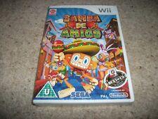 Samba De Amigo (Nintendo Wii, 2008) NEW & SEALED