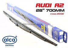 """AUDI A2 1999-2002 WINDSCREEN WIPER BLADE 28"""" 700mm HOOK ARM"""