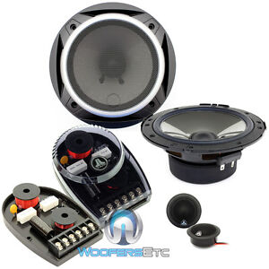 "JL AUDIO C2-600 CAR 6"" EVOLUTION COMPONENT SPEAKERS MIDS TWEETERS CROSSOVERS NEW"