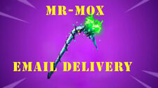 Fortnite Minty Pickaxe Skin - Limited - Code Email Delivery - Merry mint