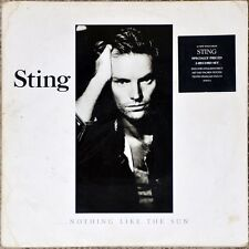 33t Sting - Nothing like the sun (2 LP) - 1987