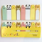 120 Sheets Cute Zoo Animals Mini Sticky Notes Page Marker Memo Tab Sticker UK