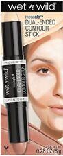 wet n wild MegaGlo Dual-Ended Contour Stick Light Medium Concealer Face Make-Up