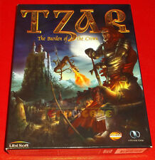 TZAR THE BURDEN OF THE CROWN Pc Ver Italiana1ª Edizione Big Box ○ COMPLETO - E5