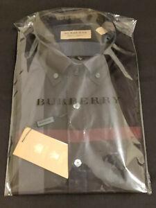 BURBERRY THORNABY Nova Check Long Sleeve Shirt