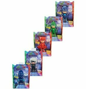 PJ Masks Talking Figure with Sound ! *** Choice of Characters *** NEW