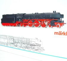 Marklin AC HO 1:87 German DB BR 012 Heavy STEAM LOCOMOTIVE OIL TENDER NMIB`90!